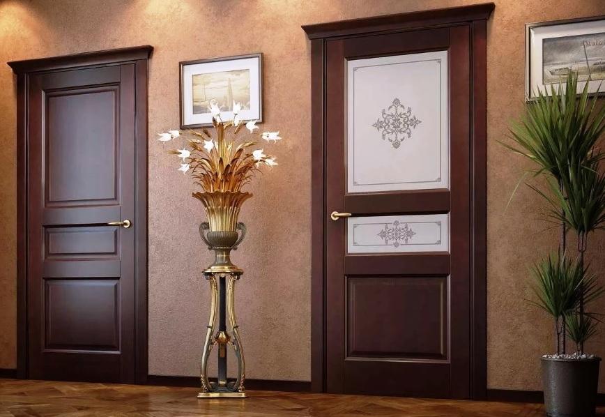 Какие лучше выбрать межкомнатные двери для дома