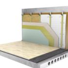 Технология работ и материалы для звукоизоляции стен