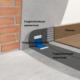 Гидроизоляция в ванной комнате перед укладкой плитки на пол и стены