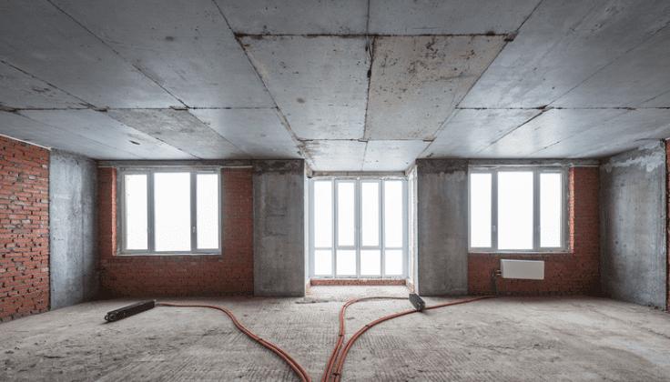 На чем можно сэкономить при черновом ремонте