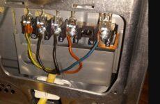 Основные правила по подключению электроплиты в квартире своими руками