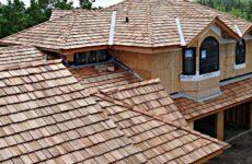 Чего вы не знали раньше о покрытии крыши дранкой из лиственницы