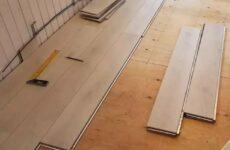 Советы мастера по укладке ламината на деревянный пол своими руками