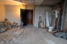 Технология работ по демонтажу стен и перекрытий